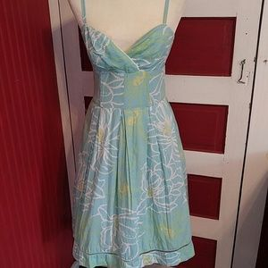 Lilly Pulitzer Cotton Summer Sun Dress 4